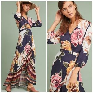 NWT Anthropologie Farm Rio Layla Wrap Dress XL